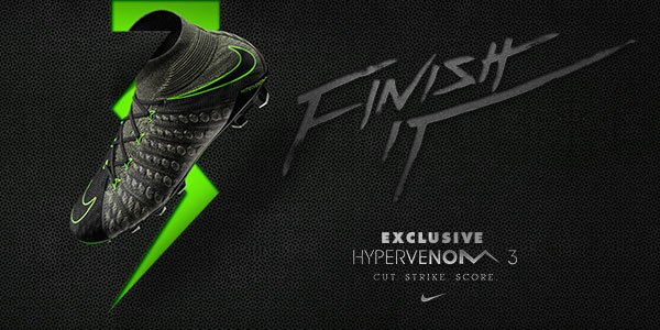 Roll out the red carpet, the #TechCraft king is here; https://t.co/sE6oZjAbg1  #Nike #Hypervenom https://t.co/MeLy8L0MNb