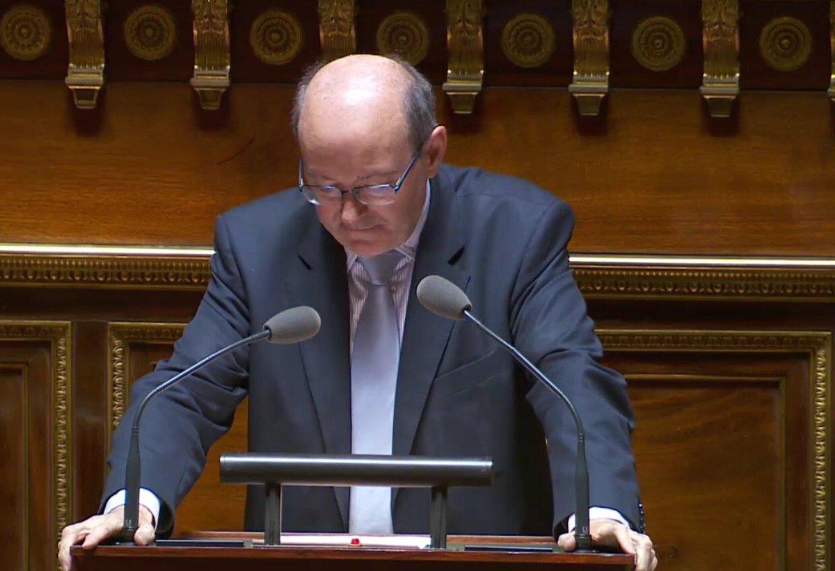 RT @YvesDetraigne: J'interviens ce matin au #senat sur le Pjl #securite publique pour le groupe @UDIUC