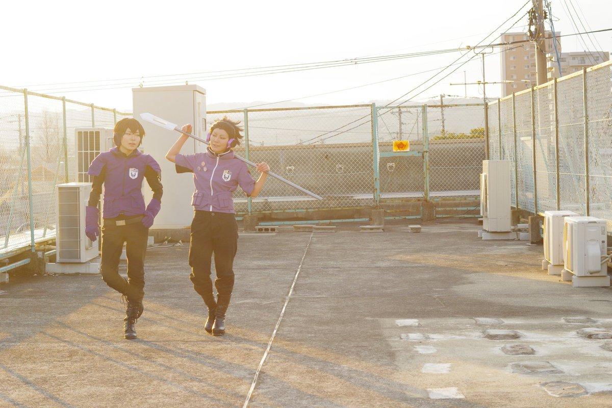 【コスプレ注意】ワールドトリガー/三輪秀次帰還米屋陽介:Yuiさん