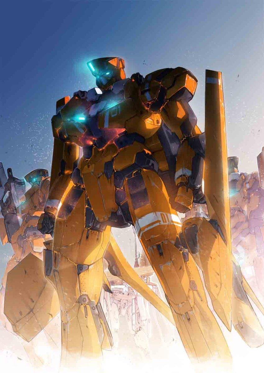 アルドノアゼロかなぁ。絵の綺麗さとロボット作画が綺麗でワクワク感が凄かった。#あなたにとって最高のアニメ第1話は