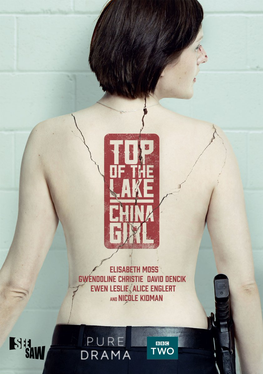 Detective Robin Griffin returns. Here's a first look at the poster artwork for the new series of #TopOfTheLake. Coming to BBC Two this year.