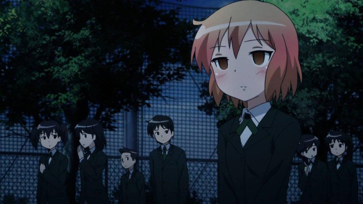 #あなたにとって最高のアニメ第1話は頭に浮かんだのが「琴浦さん」最初の10分間は見るのが辛かった。だが真鍋君に会った時の