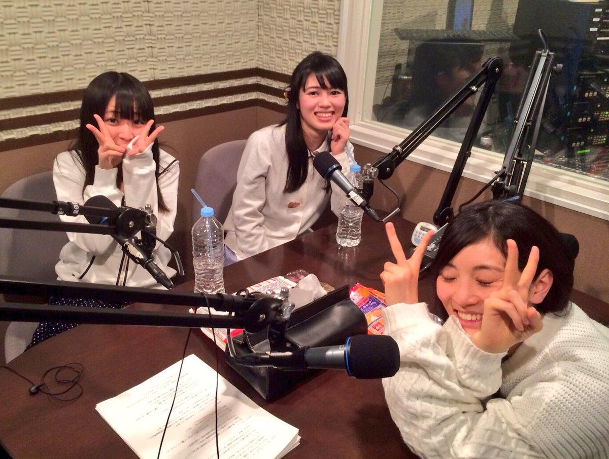 「なりあ☆がーるずの生でラジオもつくるさま」第20回、ありがとうございました!笑いあり涙あり歌ありその他もろもろ有りの放
