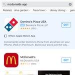 Ser för första gången en Ad i App Store. Kanske säger mer om hur ofta jag är i App Store för tiden.