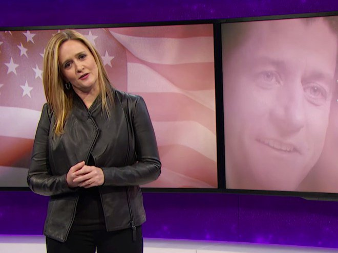 SamanthaBee explains how Paul Ryan is the Taylor Swift of politics: