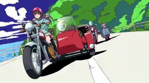 ローリングガールズ所沢 VS 東村山の抗争が良かった。 #あなたにとって最高のアニメ第1話は