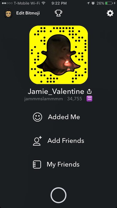 Are u following my free Snapchat?!?! Go check it out https://t.co/t89a3hqgZO
