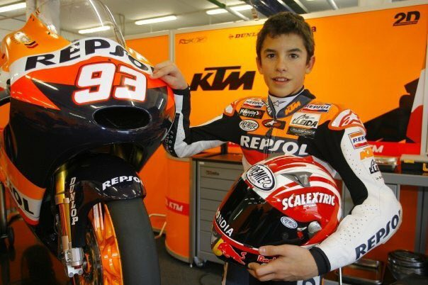 Happy birthday marc marquez 24y.