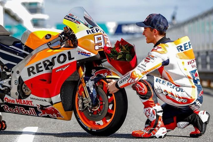 Happy 24th birthday, Marc Marquez!