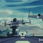 #あなたにとって最高のアニメ第1話は 最終回まで通して好きで且つ第1話にワクワクしたのは「銀河漂流バイファム」第1話のク