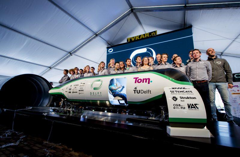 Hyperloop-trein