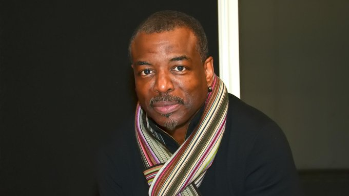 Happy 59th Birthday to Mr. LeVar Burton. An American actor, presenter, director, and author.