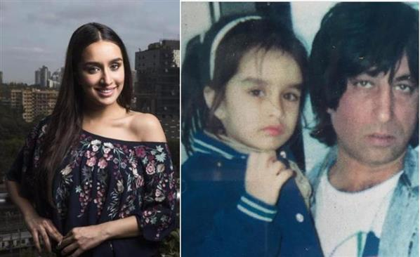 Happy birthday Shraddha 10 childhood pics you just cant miss