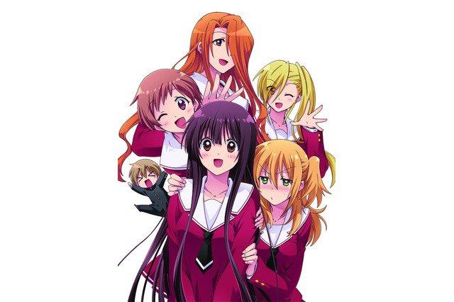 アニメ『レーカン!』BD-BOX 5月31日発売決定!木戸衣吹、伊藤美来ら参加のイベント参加券付属 -
