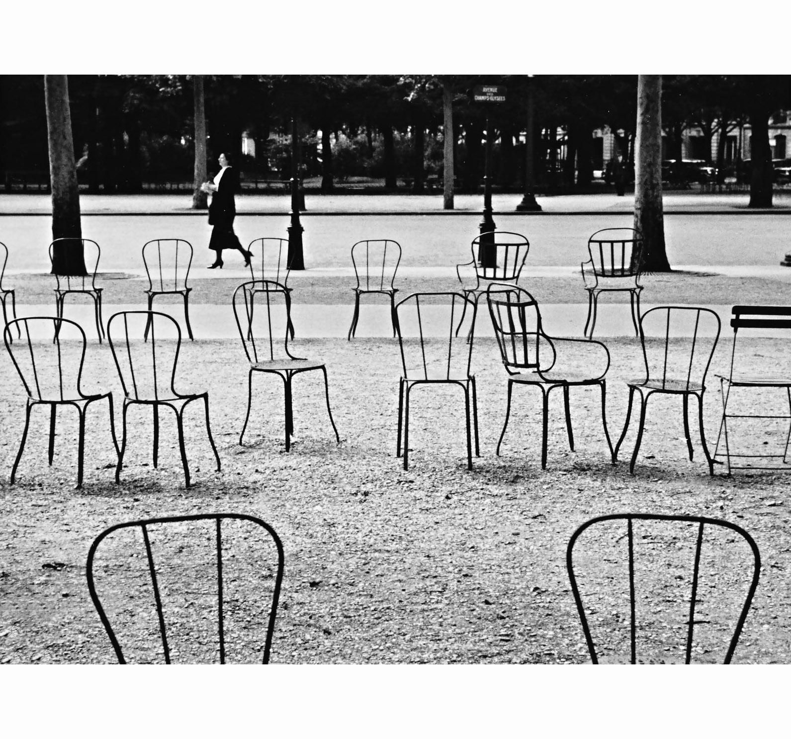 📷André Kertész  Champs-Élysées  1927 https://t.co/B8AUow20Uh