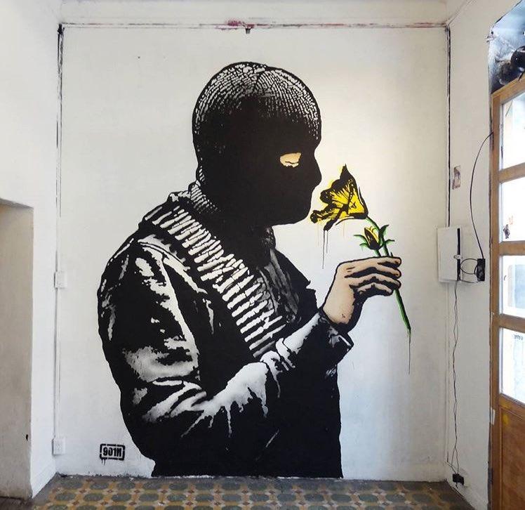 RT GoogleStreetArt: Street Art by Goin Art  📍 Bagota Colombia   #art #arte #graffiti #streetart https://t.co/lArr0Qd6xj