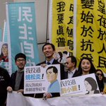 Hong Kong rebel lawmakers fight parliament ban