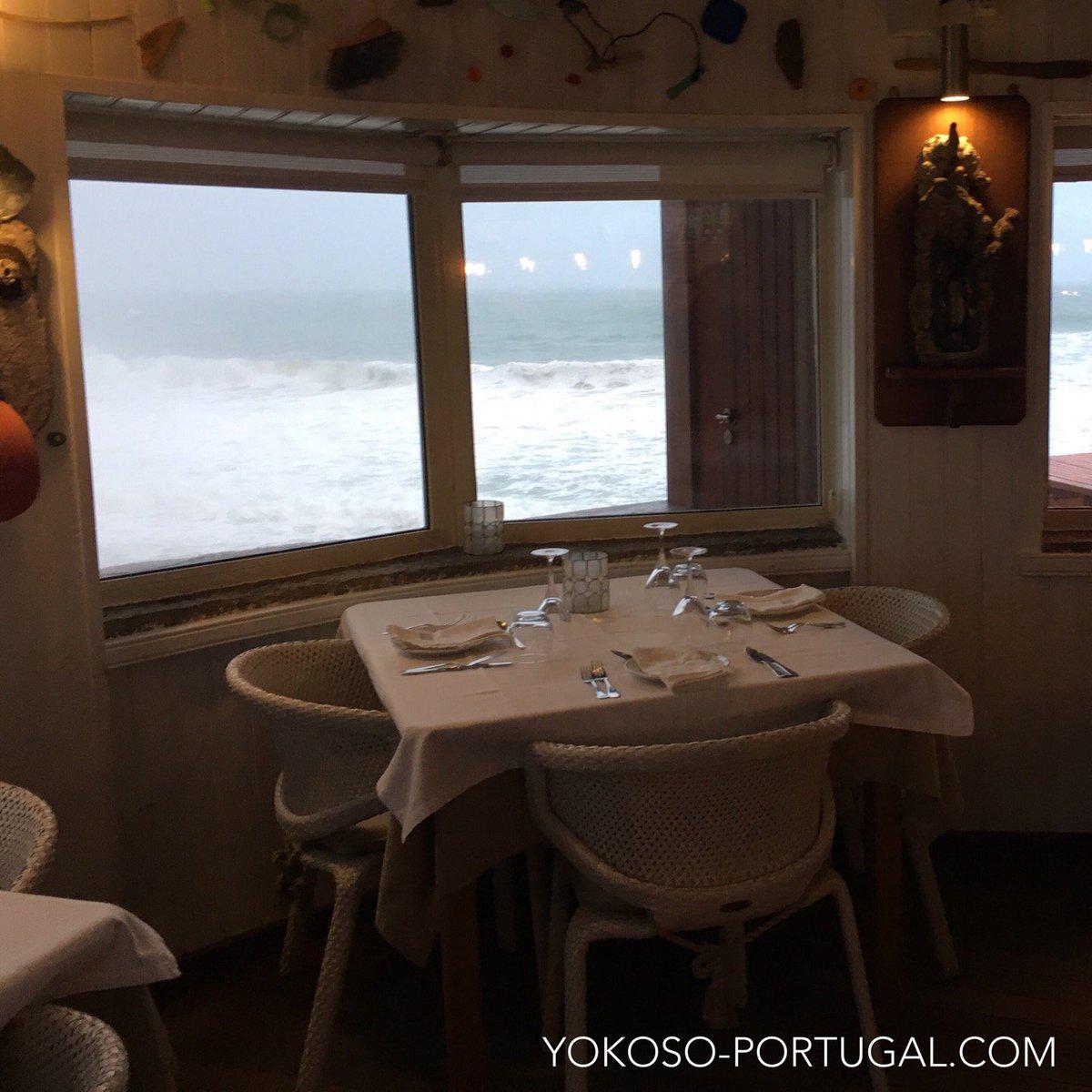 test ツイッターメディア - シントラとロカ岬の間にある、高級シーフードレストラン。美味しい料理とともに大西洋が一望できます。 https://t.co/6HGWWruqOl https://t.co/urDR21niFQ