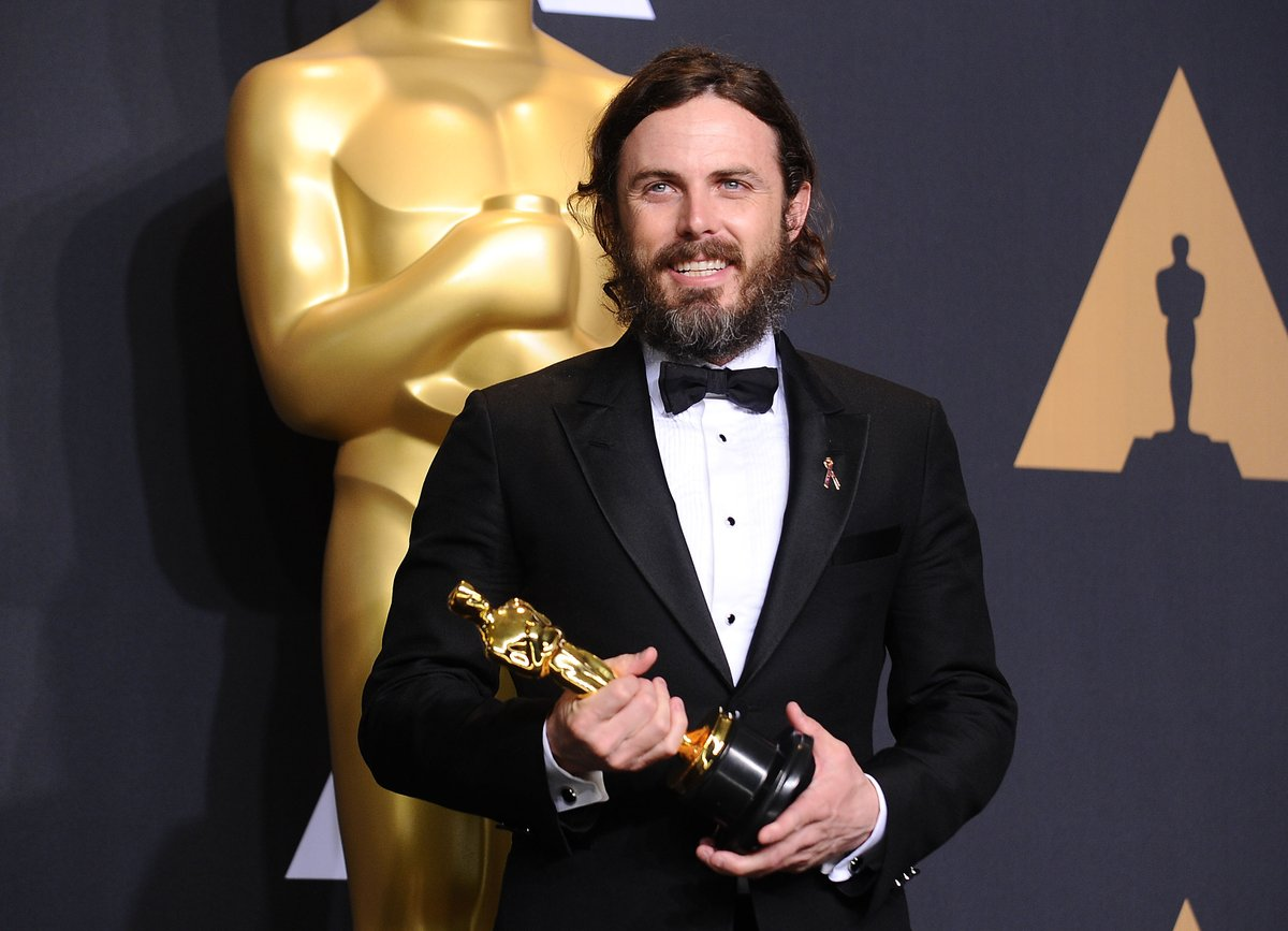 Casey Affleck responds to the backlash over his Oscars win: