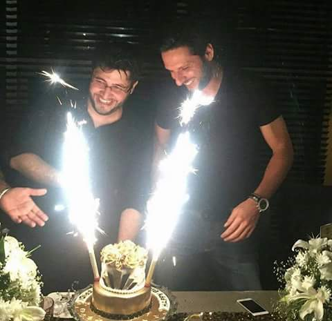 Happy birthday to you , Legend Shahid Khan Afridi