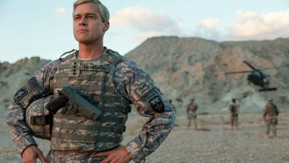 Watch Brad Pitt as General Glenn McMahon in Teaser for Netflix Film 'War Machine'