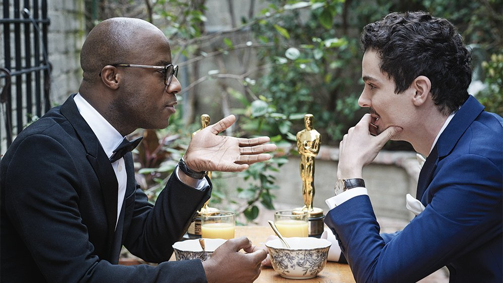 Barry Jenkins (@BandryBarry) and Damien Chazelle on *that* Oscars shocker: