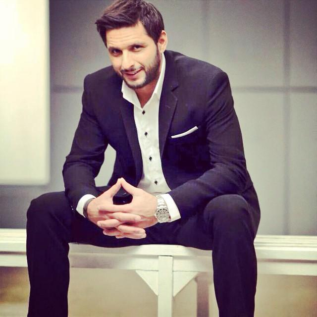 Happy birthday to the Shahid Khan Afridi. Many Many Happy returns of the day Stay Blessed Boom...!!!