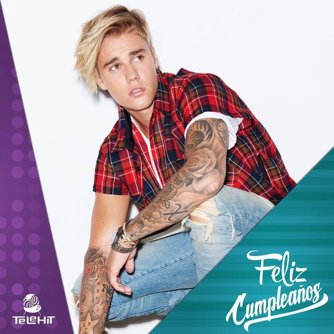 ¡Happy Birthday Justin Bieber!