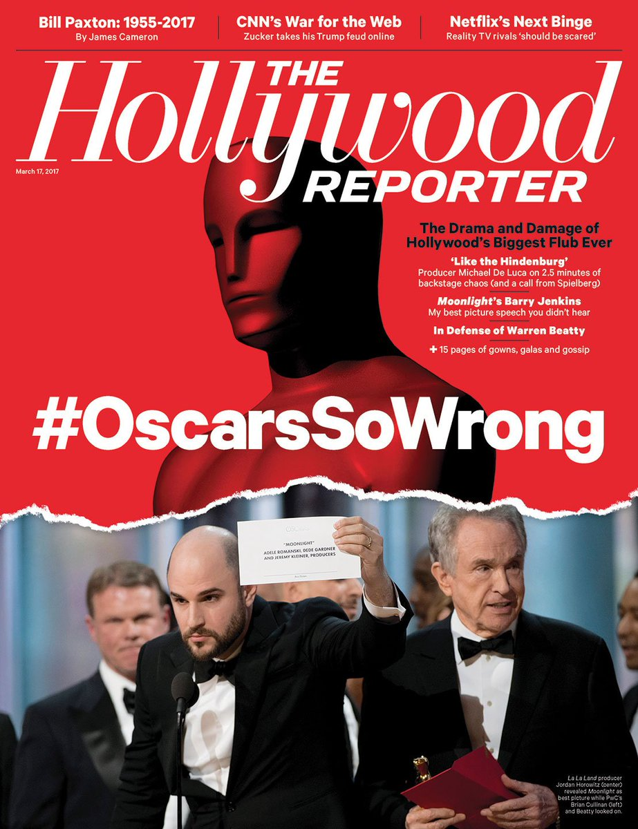 LIVE: Go behind the scenes of THR's Oscars covers