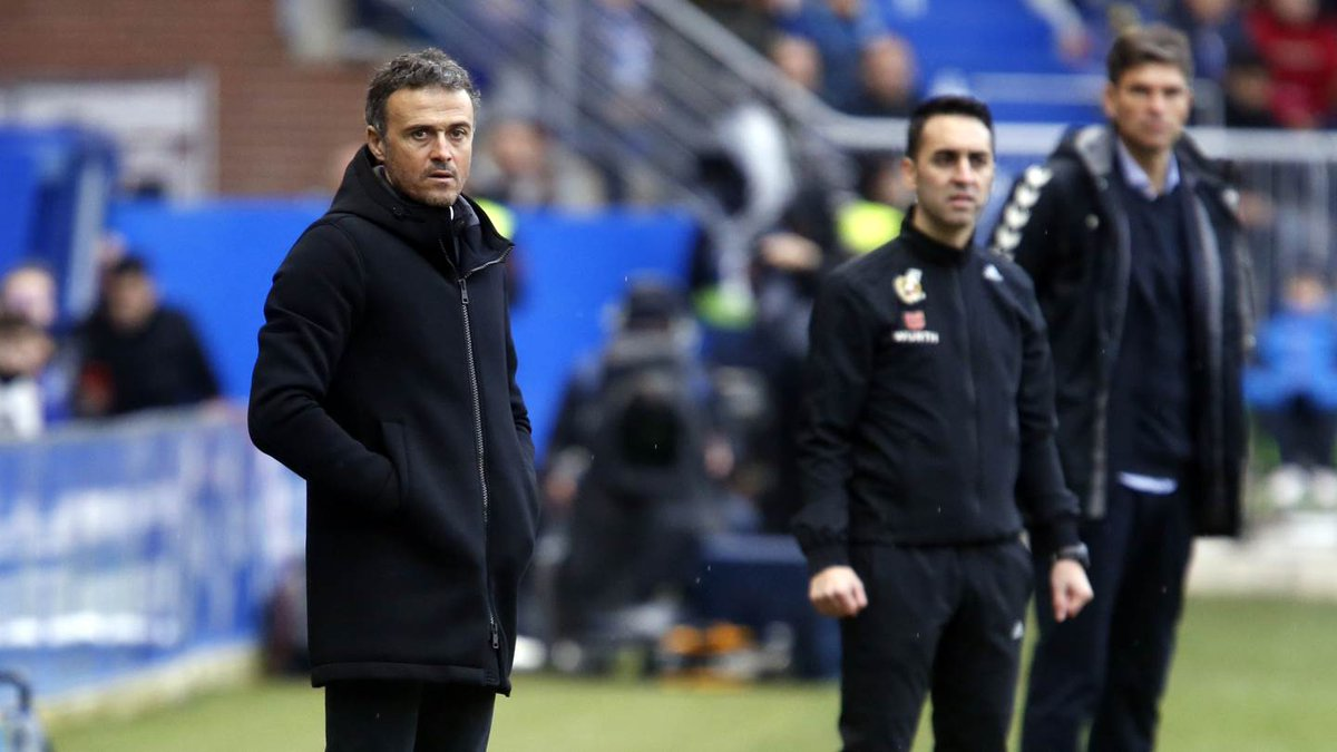[ÚLTIMA HORA] Luis Enrique anuncia que no será entrenador del FC Barcelona la próxima temporada #FCBlive