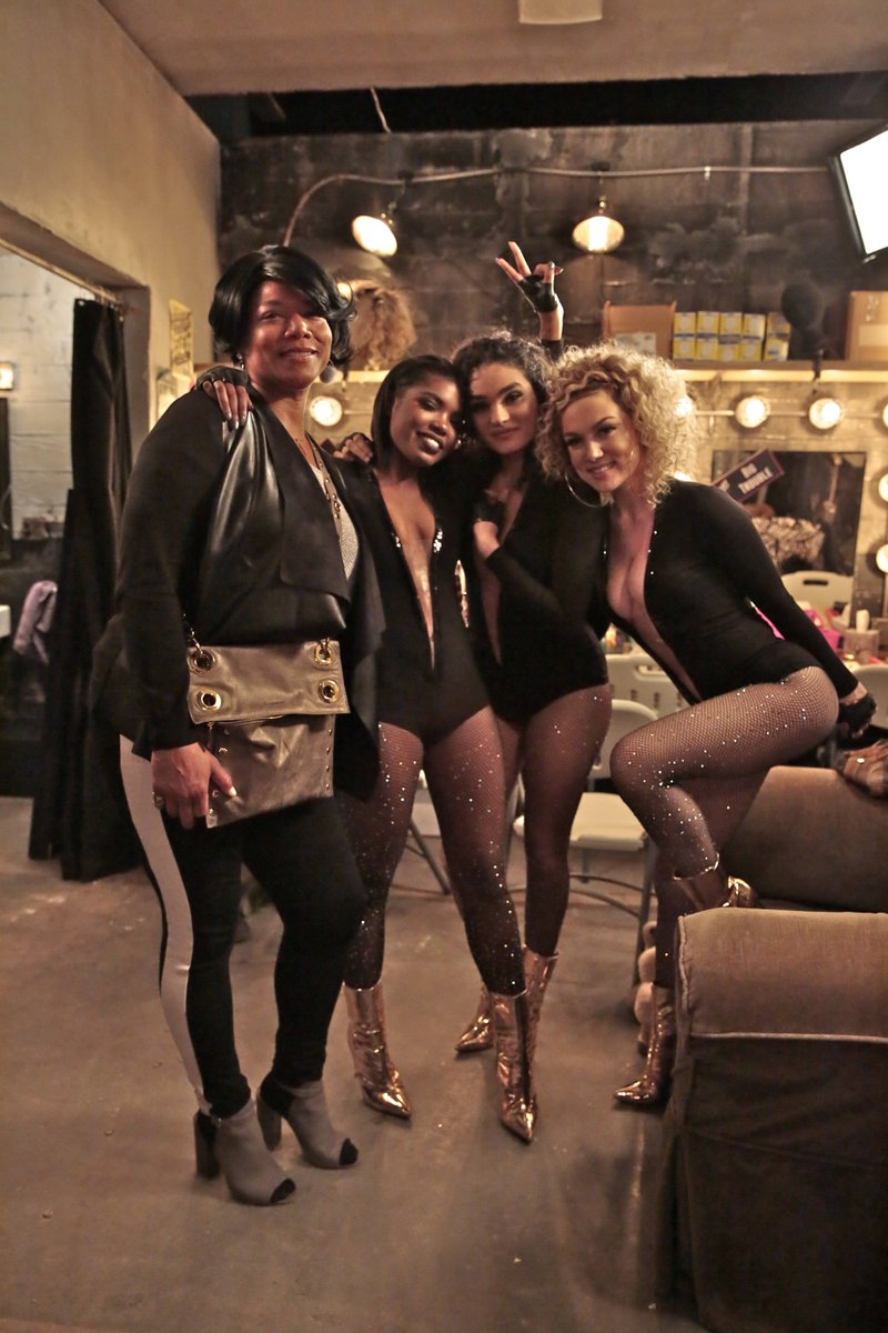 My girls on point tonight!!! New ep @STAR  9/8c on FOX! #STAR https://t.co/hM5vJX2L6K
