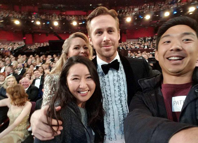 Tourist at the center of Oscars race controversy responds