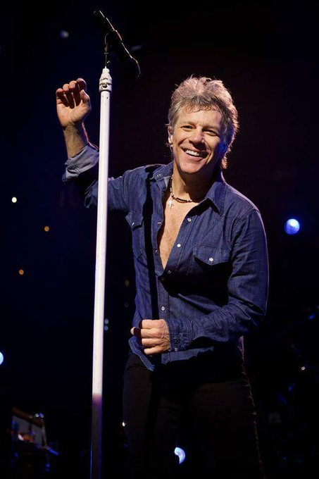 Happy birthday beloved Jon Bon Jovi, you want your admirer from Chile