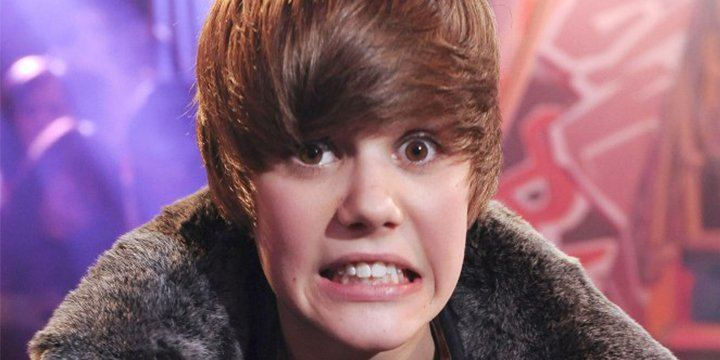 Relive the evolution of Justin Bieber in honor of his 23rd birthday