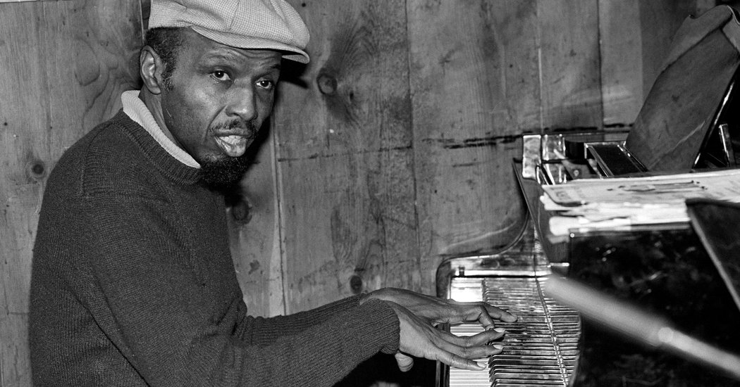 Horace Parlan, Jazz Pianist, Dies at 86