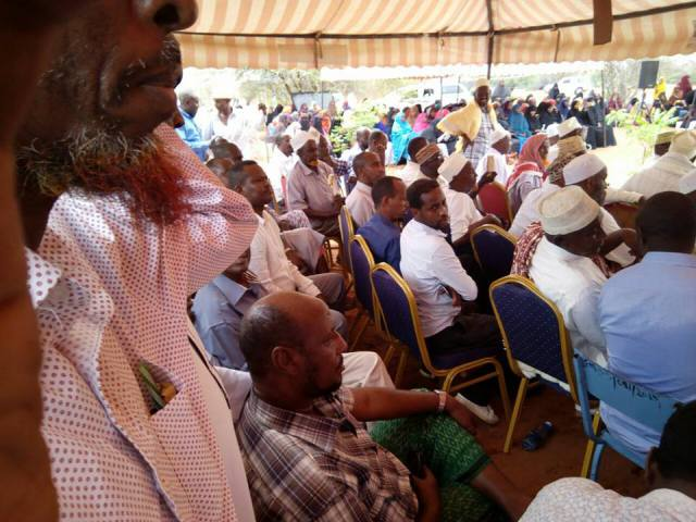 Exactly a week after Wajir South fronted a governor, Degodia elders will meet today, but separately