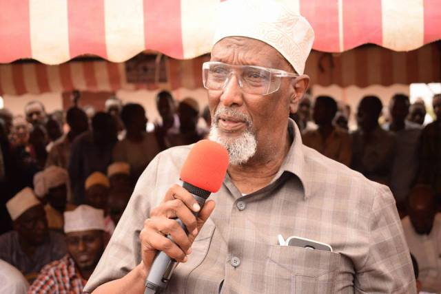 Wajir elders want governor to lead for a second term