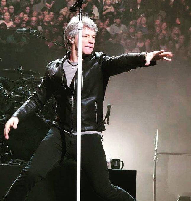 wishing Jon Bon Jovi a very Happy and Blessed 55th Birthday today