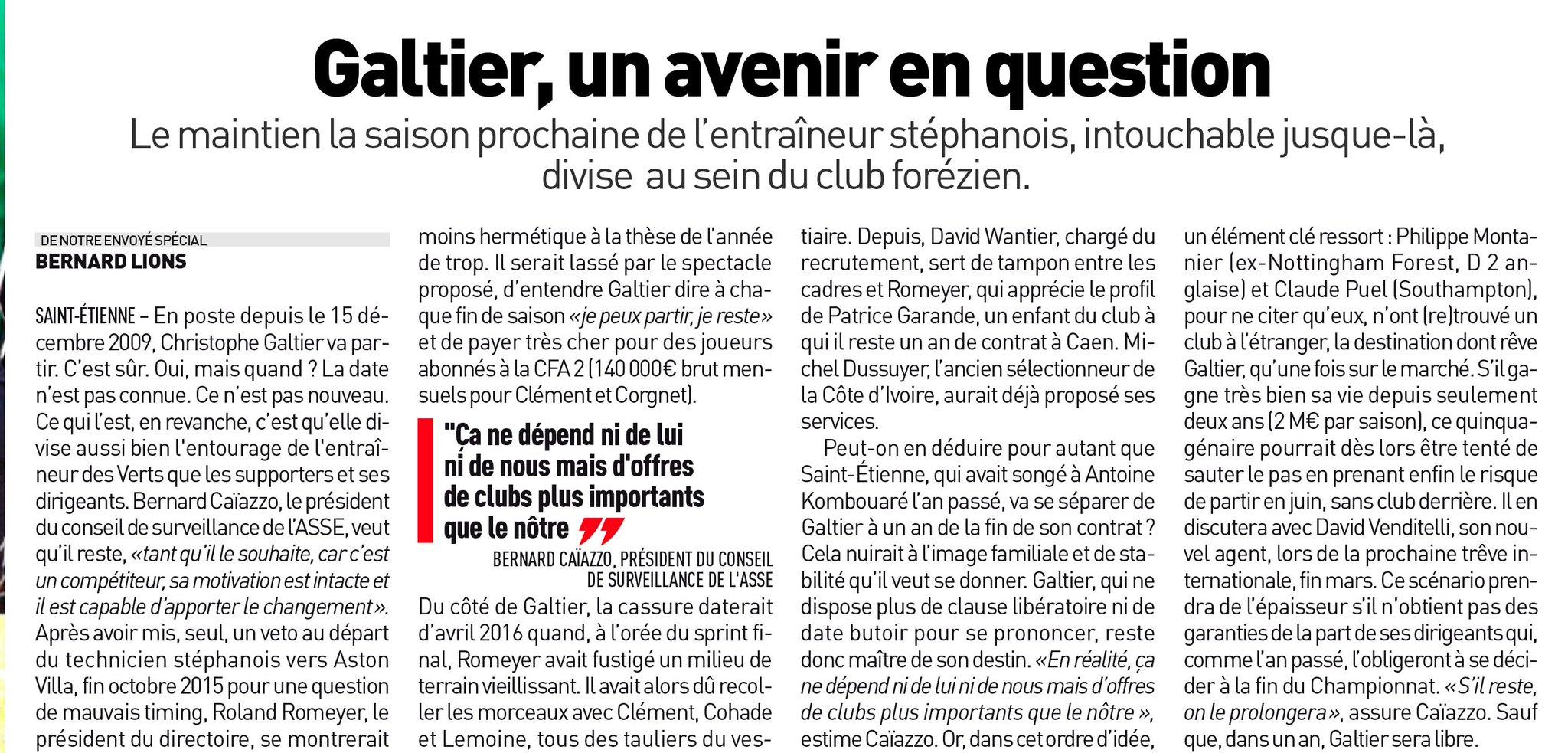 "Patrice Garande dit ""El Local"" coach du SMC  - Page 12 C55na1qWYAAHhAx"