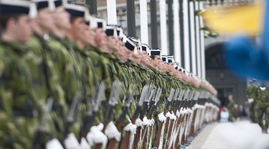 Sweden mulls military conscription for both men & women – local media citing officials