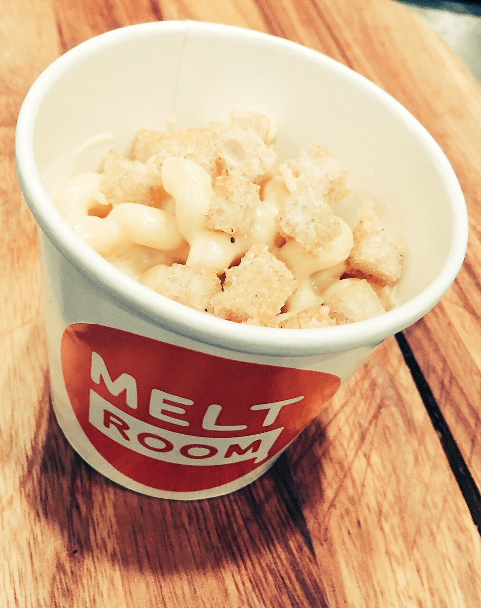 Melt Room London's Best American Food with Deliveroo
