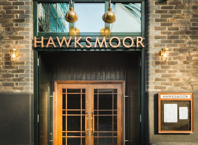 Hawksmoor Guildhall London's most unusual breakfasts