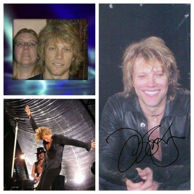 Happy Birthday to the most ageless ever handsome Jon Bon Jovi  3/2