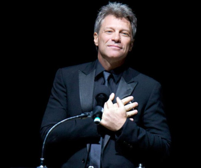 Jon Bon Jovi born, 1962 - he still has it ... Happy Birthday