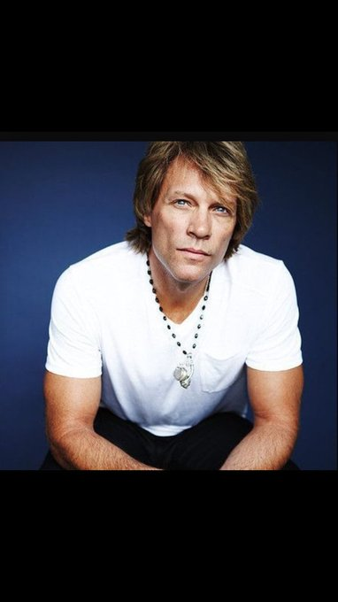Happy birthday Jon Bon Jovi!!!!! Have a great day and thank you for such great music!!!!!!