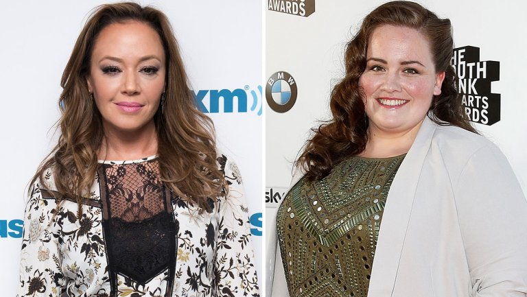 .@LeahRemini to star in NBC's WhatAboutBob reboot