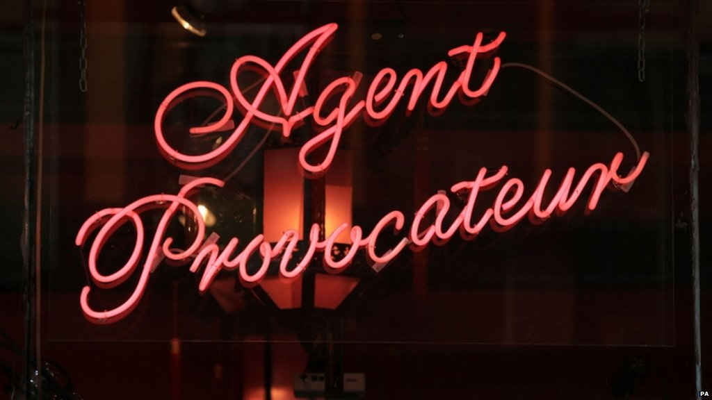 Sports Direct's Mike Ashley buys lingerie company Agent Provocateur out of administration