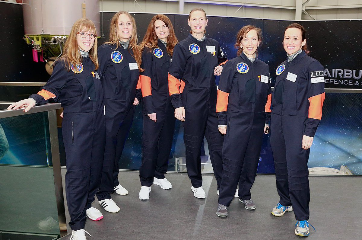 Private pick for Germany's first woman in space includes second-gen astronaut