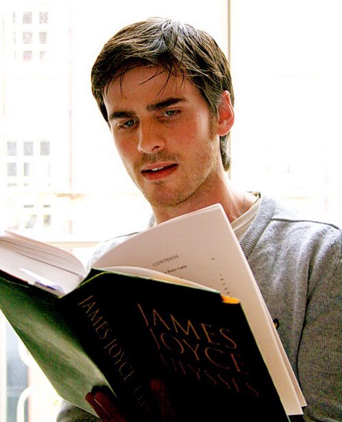 RT @AllAboutColin: Happy #WorldBookDay 📚 #colinodonoghue https://t.co/ctDaLHuO9a