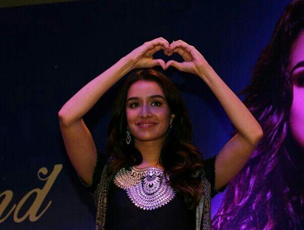 Love... Happy Birthday Shraddha Kapoor